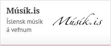 Músík.is: Íslensk músík á vefnum
